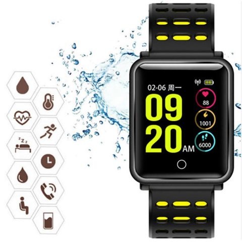 Reloj para Deporte Bluetooth 4,2 IP68 impermeable inteligent