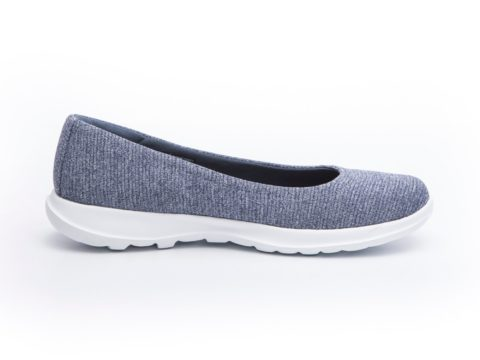 TENIS SKECHERS MUJER 15392NVY - TALLA 7