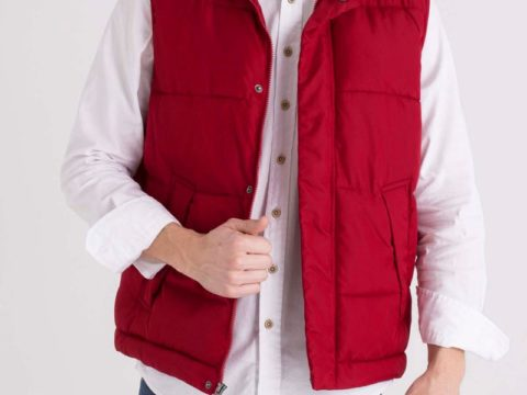 Chaleco Casual Regular Fit