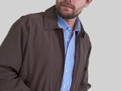 Chaqueta Waterproof Regular Fit para hombre
