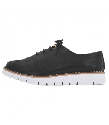 Loafers para mujer Orion Sintético Negro